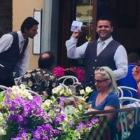 """RAKUGAKIYA maco Italia2016 """"Give me Smile"""""""