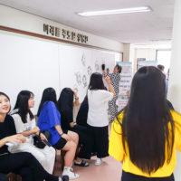 """RAKUGAKIYA maco 韓国2019 """"wall-y"""""""